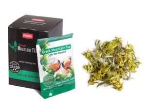 Greek Mountain Tea (Sideritis Ironwort)