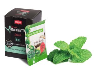 Greek Mountain Tea with Mint