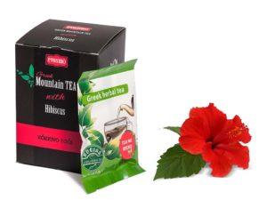Τσάι Εύοσμο με Άνθη Υβίσκου